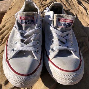 Converse Sneakers Men's 4 Women's 6 GUC All Star